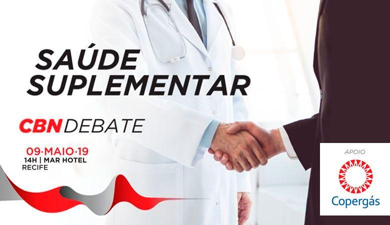 CBN DEBATE - Saúde Suplementar