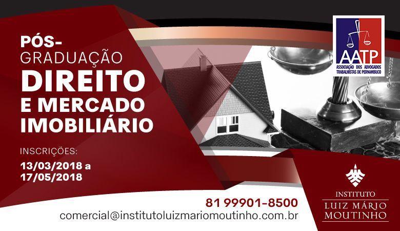2ª Turma - Especialização em Direito e Mercado Imobiliário